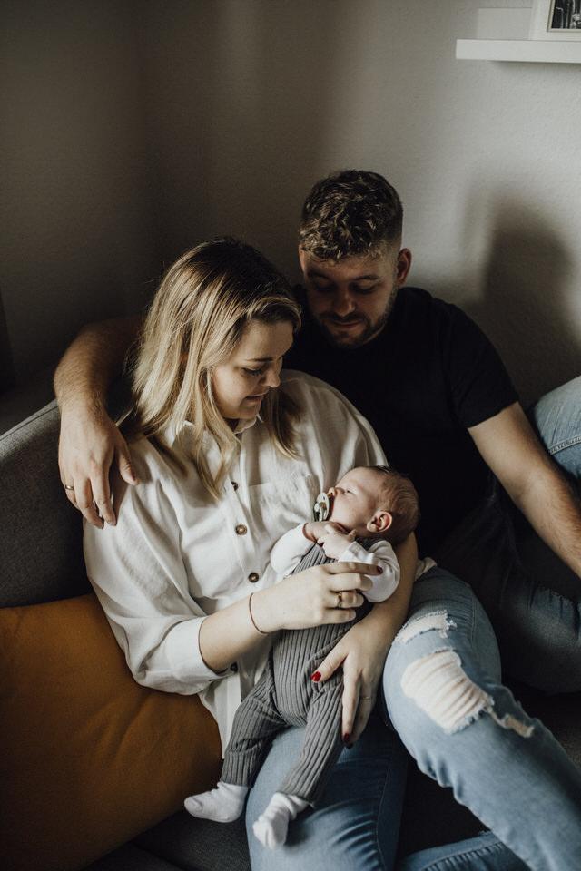 Newbornfotos Bielefeld - Melanie Halle